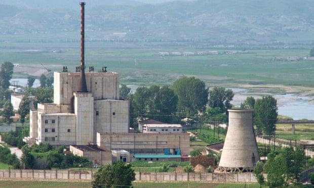 Yongbyon reactor