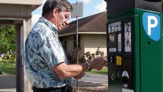 Pay to Park Kiosk